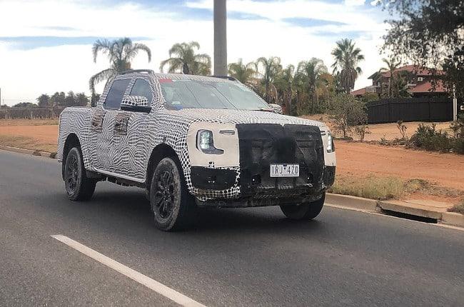 2022 Ford Ranger